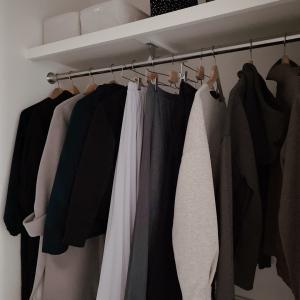 ミニマリストの衣替え【私服の制服化】