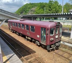 わたらせ渓谷鐵道 Suica・PASMO等は使えません