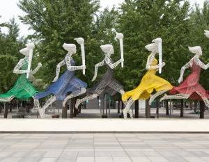 オリンピックが開催され人々の熱気も上がってる日本