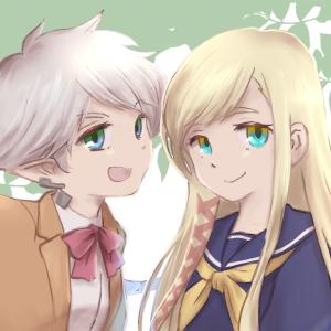 【FF14】アリゼー&ミンフィリア