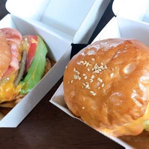 【兵庫】鈴蘭台にあるハンバーガー屋さん『アイビーバーガースタンド』でテイクアウトしてきました♪