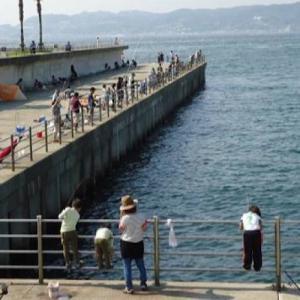 【兵庫】アジュール舞子の釣り場情報 釣れる魚や釣り方・ポイントをご紹介