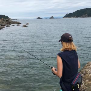 釣行レポートvol.7【磯で手軽にロックフィッシュゲームを楽しむ】磯は魚の宝庫だ!