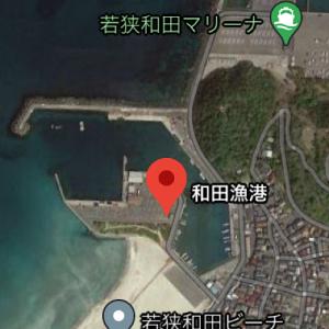 【福井】「和田漁港」の釣り場情報 釣れる魚や釣り方・ポイントをご紹介