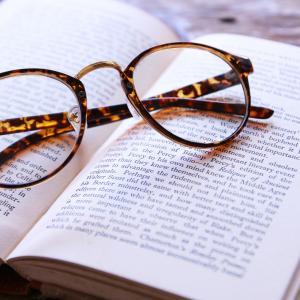 妻の眼鏡選び(目は良いほうがいいよね)in 眼鏡市場