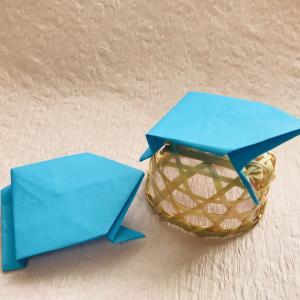 可愛い折り紙 – 口の動きが気持ち悪い
