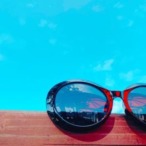 【眼鏡 on 眼鏡】眼鏡の上から掛けられるワイドタイプのオーバーサングラスを購入・感想レビュー