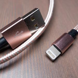 USBマグネットケーブル(MicroUSB lightning TypeC)感想レビュー