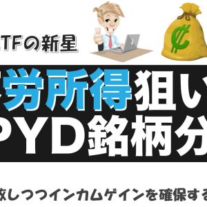 【SPYD】高配当株ETFの代表SPYDのメリット•デメリットを私が投資している理由と併せて解説します【株式投資•不労所得】
