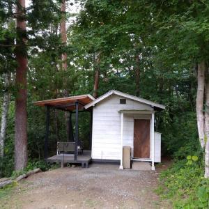 富士山の見える小さな隠れ家キャンプ場「Retreat camp まほろば」