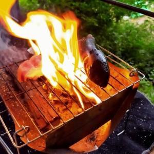 軽すぎる焚き火台! ベルモント「TABI」の人気の理由は調理にあった