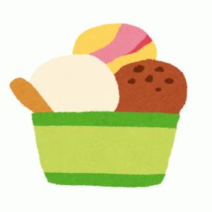 【雑学】アイスクリームは高カロリーの割に太りにくい!