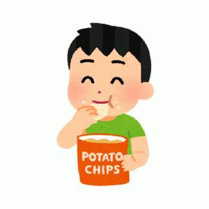 【雑学】ポテトチップ1袋ってジャガイモ何個分?