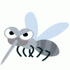 【雑学】蚊は自力でマンションの何階まで飛べるの?