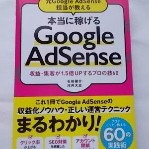 Google Adsenseに合格したらまず読んでおいたほうがいい本