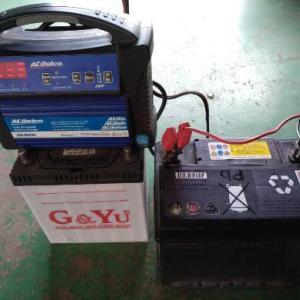 バッテリーが弱る原因 サルフェーションって知ってる?パルス充電器で復活