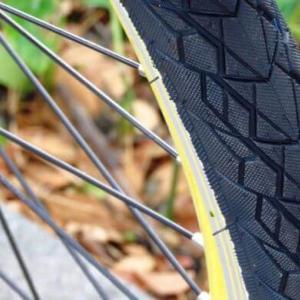 ロードバイクタイヤの構造 TPIとは何か