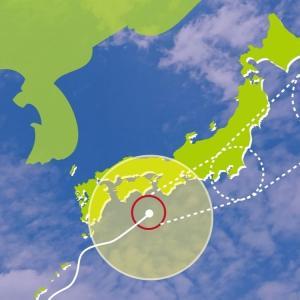 台風4号2021(コグマ)のたまごの発生状況!米軍や気象庁の進路予想をチェック