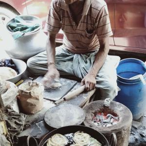 インドのお菓子