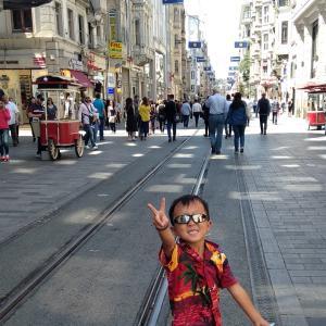 ようこそイスタンブール