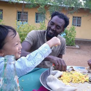 エチオピア 部族ツアーのオススメガイド&ドライバー