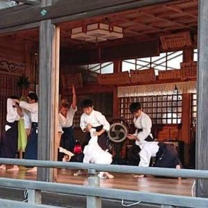 二丈福井・白山神社奉納演武☆令和元年7月27日