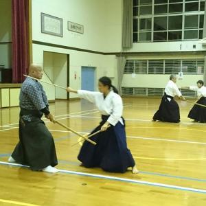 令和元年12月☆桜野古武道教室定期稽古会