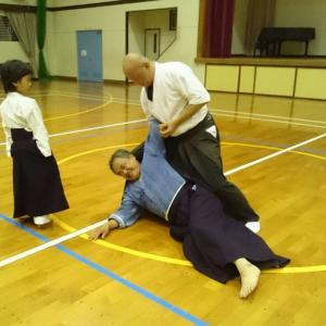 ☆桜野古武道教室稽古令和元年7月3日