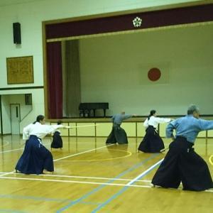 ☆桜野古武道教室稽古☆令和元年6月5日
