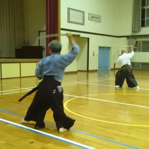 令和元年9月11、18日☆桜野古武道教室定期稽古会