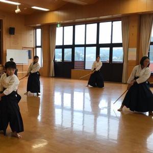 令和二年一月十九日合同稽古会・二十二日☆桜野古武術教室定期稽古会