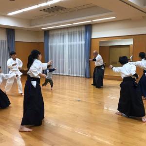 令和二年二月五日☆桜野古武術教室定例稽古会