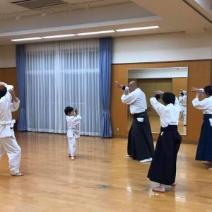 令和二年二月十九日☆桜野古武術教室定例稽古会