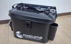 マズメ(MAZUME) オカッパリバッカン MZBK-430 (タックルボックス ロッドスタンド付)