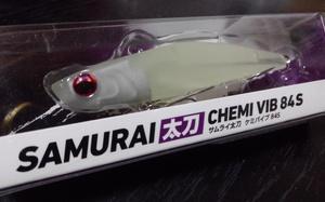 SAMURAI太刀CHEMI VIB 84S(゚∀゚*)