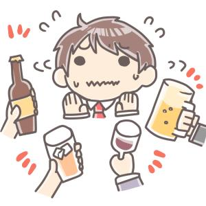 【禁酒断酒ダイエットブログ1回目】禁酒するとダイエット出来るのかスタート!