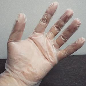 使い捨て手袋の決定版!ダイソーの「指先ぴったりポリエチレン手袋」
