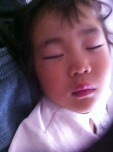 子供がお昼寝しない。午睡が難しい