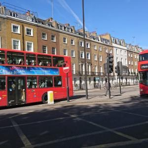【イギリス駐在妻】ロンドンの地下鉄・バスを乗りこなそう!