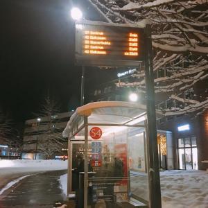 ノルウェートロムソのバスの利用方法。観光地の路線番号・実際のバスの乗り方