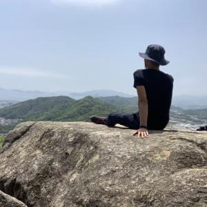 広島南アルプス 八幡東登山口から三滝寺まで