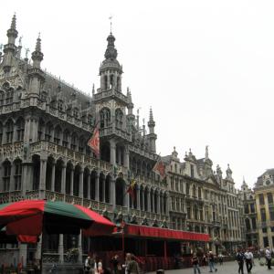 スマホがなかった時代のバックパッカー ヨーロッパ周遊 ベルギー  2007