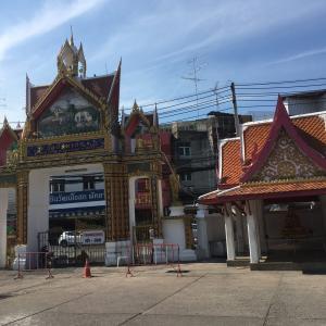2020年1月パタヤ旅行記③ タイ・アラビカ豆を購入してからワットチャイモンコンでタンブン編。