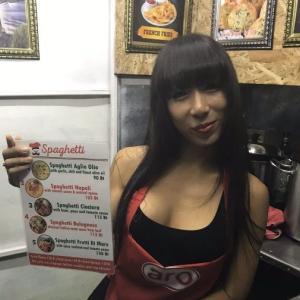 カマゲティーのスパゲティーを食べたい!【タイ・パタヤ】