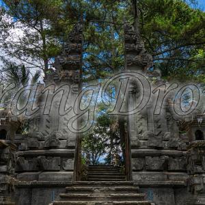 バリ島で瞑想するのにおすすめな場所|寺院 Pucak PuraHyang Ukir Bangli