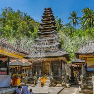 バリ島~大原探検隊ツアーで行くおすすめ寺院巡り!歴史を感じるクヘン寺院