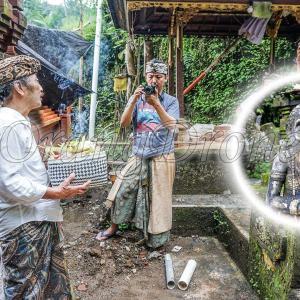 バリ島に住む日本人がおすすめする秘境!Calo村の聖なる湧き水が出るサンク寺院