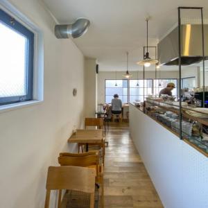 【白楽駅】ベーグルの概念が変わる!ベーグル専門カフェ「白楽ベーグル」