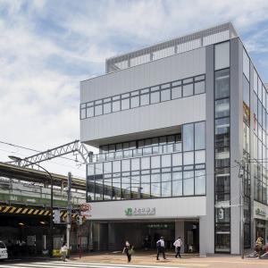「新大久保駅」がリニューアル!駅ビル2階には『スターバックス コーヒー 新大久保駅店』が6月22日オープン!