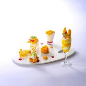 【タカノフルーツパーラー新宿本店】「沖縄マンゴーパフェ」など沖縄県産マンゴースイーツの提供を開始!
